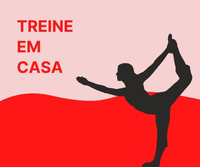 TREINE EM CASA